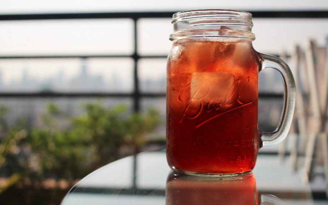 Kombucha, Birch Water and Old Fashioned Soda