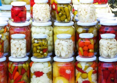 Pickles, Preserves and Spreads